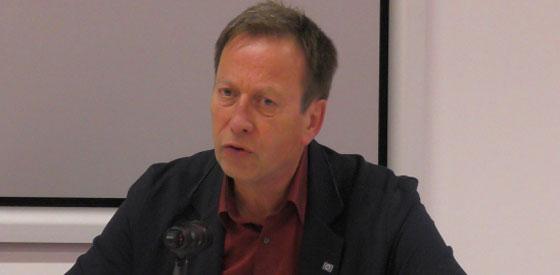 Hans Pleschinski: Wiesenstein <br/>(c) Heiner Wittmann