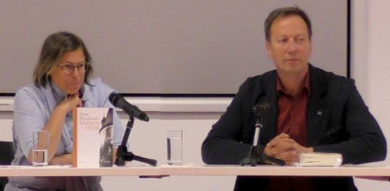 Hans Pleschinski: Wiesenstein,                                                               Montag, 14.05.18               /                   20.00              Uhr                               <br/>(c) Heiner Wittmann