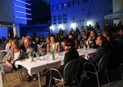 José F. A. Oliver, Zehra Çirak, Adel Karasholi, Zafer Senocak, Yoko Tawada, László Csiba: Poesie in die Stadt! - Eröffnungsfest, Dienstag, 06.07.04               /                   20.00              Uhr <br/>(c) Literaturhaus Stuttgart