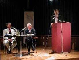 Matthias Politycki: Herr der Hörner, Mittwoch, 14.09.05               /                   20.00              Uhr <br/>(c) Heiner Wittmann