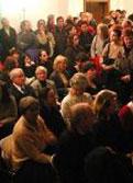 W. G. Sebald, Wolfgang Kiwus, Johannes Labudde, Chris Jarrett, Timo Brunke, Peter Bichsel, José F. A. Oliver, Sigrid Löffler, Wieland Backes, Juli Zeh, Peter O. Chotjewitz, Kurt Laurenz Theinert: Eröffnungsfest