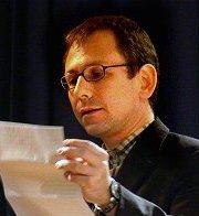 Doron Rabinovici: Jean Améry-Preis für Essayistik 2002 <br/>(c) Heiner Wittmann