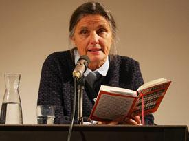 Geneviève Létang, Philippe Arlaud, Iris Radisch, Elisabeth Edl: L'esprit des mots / Warum die Franzosen so gute Bücher schreiben <br/>(c) Heiner Wittmann