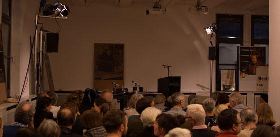 Andreas Reckwitz: Die Gesellschaft der Singularitäten <br/>(c) Simon Adolphi