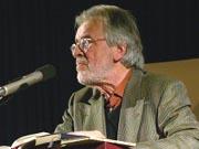 Klaus Reichert: Shakespeare Sonette, Dienstag, 10.01.06               /                   20.00              Uhr <br/>(c) Heiner Wittmann
