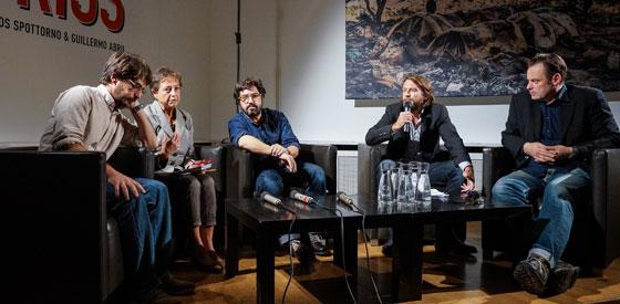 La Grieta – Der Riss. Europa, Grenzen, Identität, Dienstag, 10.10.17               /                   20.00              Uhr <br/>(c) Lutz Stegemann