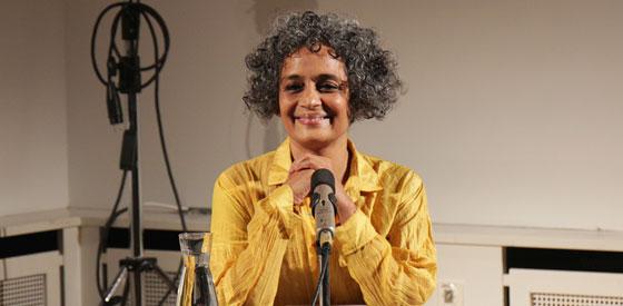 Arundhati Roy: Das Ministerium des äußersten Glücks, Donnerstag, 14.09.17               /                   20.00              Uhr <br/>(c) Heiner Wittmann