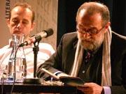 Klaus Reichert, SAID: Morgenländische Poesie der Sehnsucht - Psalmen und das Hohelied <br/>(c) Heiner Wittmann