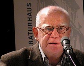 Hans Joachim Schädlich: Anders, Donnerstag, 12.02.04               /                   20.00              Uhr <br/>(c) Heiner Wittmann