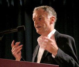 Heinz Schlaffer: Friedrich Haug, Dienstag, 23.09.03               /                   20.00              Uhr <br/>(c) Heiner Wittmann