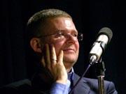 Peter Härtling: Gunst und Kunst des Alterns, Montag, 06.02.06               /                   20.00              Uhr <br/>(c) Heiner Wittmann