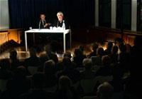 Tankred Dorst: Über das Verschwinden <br/>(c) Heiner Wittmann