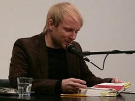 Jochen Schmidt: Schmidt liest Proust, Freitag, 22.01.10               /                   19.00              Uhr <br/>(c) Heiner Wittmann