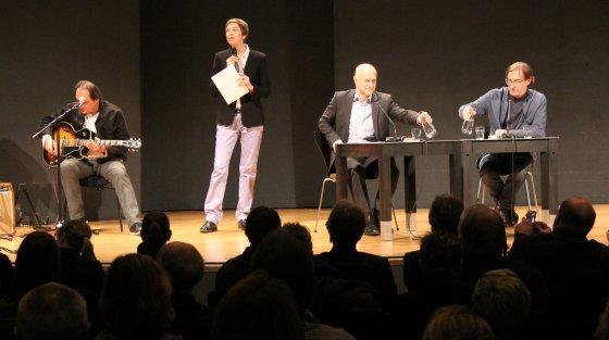 Wolfgang Schorlau: Am 12. Tag, Denglers siebter Fall <br/>(c) Heiner Wittmann