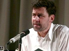 Peter Stamm: Sieben Jahre,                                                               Montag, 11.01.10               /                   20.00              Uhr                               <br/>(c) Heiner Wittmann
