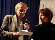 Friedrich Kittler: Zahl, Dienstag, 28.01.03               /                   20.00              Uhr <br/>(c) Heiner Wittmann