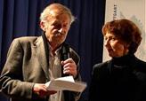 Friedrich Kittler: Schrift, Donnerstag, 28.11.02               /                   20.00              Uhr <br/>(c) Heiner Wittmann