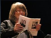 Alice Schwarzer, Barbara Maia: Briefe an die beste Freundin, Mittwoch, 11.05.05               /                   20.00              Uhr <br/>(c) Heiner Wittmann