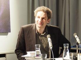 Uwe Schütte: Das Land das man nur barfuß betreten darf: W.G. Sebalds Lyrik <br/>(c) Sebastian Wenzel