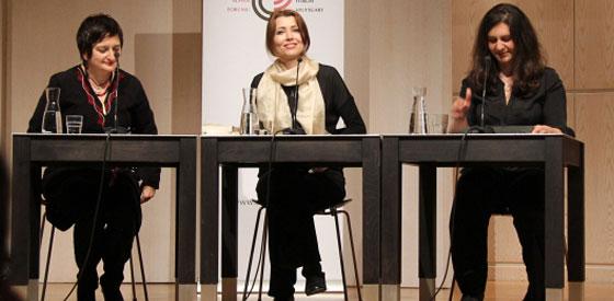 Elif Shafak: Ehre <br/>(c) Heiner Wittmann
