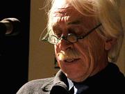 Peter Härtling, Hans-Ulrich Simon: Mörike-Portraits,                                                               Montag, 18.10.04               /                   20.00              Uhr                               <br/>(c) Heiner Wittmann