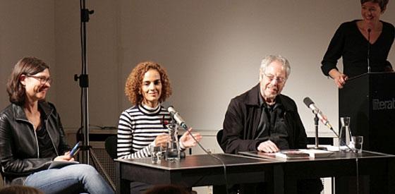 Leïla Slimani: Dann schlaf auch Du,                                                               Freitag, 29.09.17               /                   20.00              Uhr                               <br/>(c) Heiner Wittmann