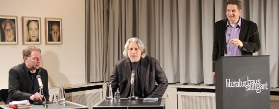 Vladimir Sorokin: Der Schneesturm <br/>(c) Heiner Wittmann