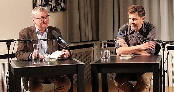 Peter Stamm: Nacht ist der Tag, Donnerstag, 14.11.13               /                   20.00              Uhr <br/>(c) Heiner Wittmann