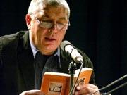Andrzej Stasiuk: Unterwegs nach Babadag, Montag, 05.11.07               /                   20.00              Uhr <br/>(c) Heiner Wittmann