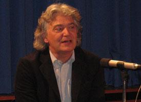 Sibylle Lewitscharoff: Preis der Literaturhäuser 2007 <br/>(c) Tilman Eberhardt