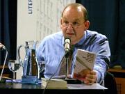 Heinrich Steinfest: Die feine Nase der Lilli Steinbeck, Donnerstag, 04.10.07               /                   20.00              Uhr <br/>(c) Heiner Wittmann