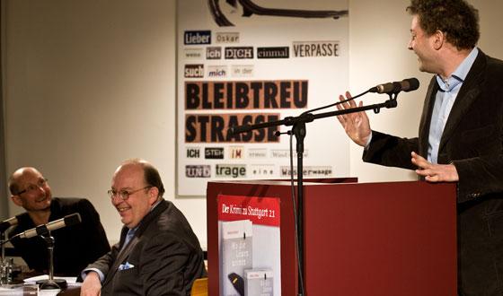 Heinrich Steinfest: Wo die Löwen weinen <br/>(c) die arge loga
