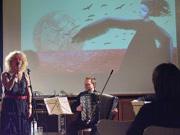 Elsa Osorio: Im Himmel Tango <br/>(c) Heiner Wittmann