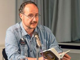 Goldgefasste Finsternis von Arno Tauriinen <br/>(c) Sebastian Wenzel