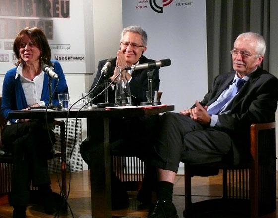 Zülfü Livaneli, Klaus Kreiser: Mustafa Kemal Atatürk - Einst Staatsmann, heute Säulenheiliger? <br/>(c) Heiner Wittmann