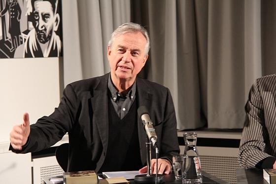 Michael Lentz, Peter Hamm: Jesse Thoor – Das Werk <br/>(c) Heiner Wittmann