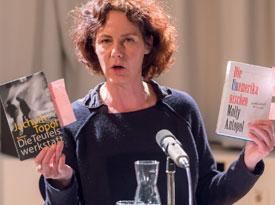 Jáchym Topol, Molly Antopol: Von Politik und Poesie <br/>(c) Sebastian Wenzel
