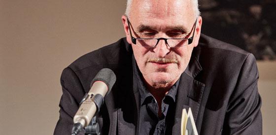 José F. A. Oliver, Ilija Trojanow: verwurzelt in stein – Literatur und Übersetzung, Freitag, 01.12.17               /                   20.00              Uhr <br/>(c) Yves Noir