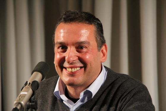 Christos Tsiolkas: Nur eine Ohrfeige, Dienstag, 06.03.12               /                   20.00              Uhr <br/>(c) Heiner Wittmann