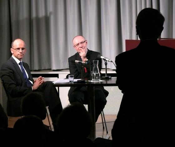 Udo Di Fabio: Die Freiheit der Postmoderne, Dienstag, 29.03.11               /                   20.00              Uhr <br/>(c) Heiner Wittmann