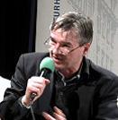 Felicitas Hoppe, Aris Fioretos, Tilman Rammstedt: Fioretos - Hoppe - Rammstedt <br/>(c) Heiner Wittmann
