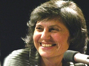 Cécile Wajsbrot, Birgit Vanderbeke: Ich sehe was, was du nicht siehst - Neugier auf deutsch-französische Eigenarten <br/>(c) Heiner Wittmann