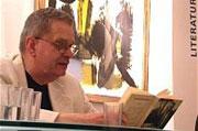 Tomas Venclova: Vor der Tür das Ende der Welt <br/>(c) Heiner Wittmann