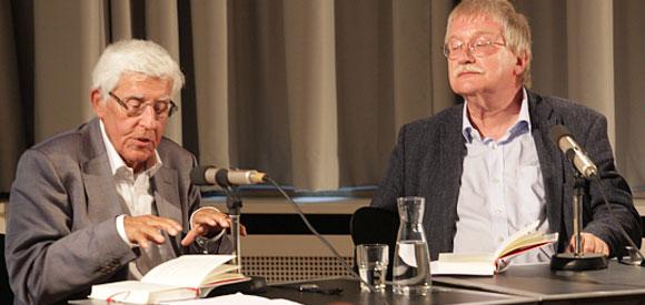 Peter von Matt: Sieben Küsse. Glück und Unglück in der Literatur <br/>(c) Heiner Wittmann
