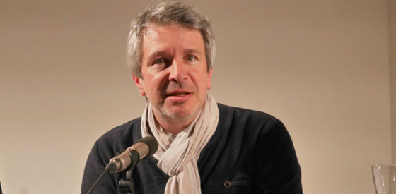 Éric Vuillard: Die Tagesordnung <br/>(c) Heiner Wittmann