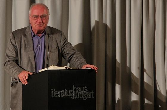 Martin Walser: Schreiben und Leben <br/>(c) Heiner Wittmann