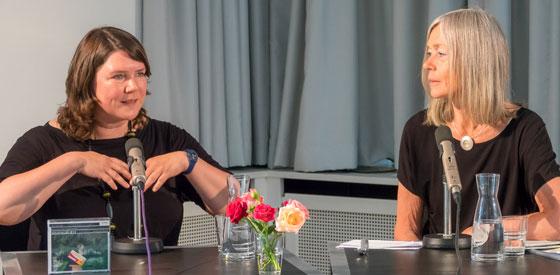 Marit Beyer, Tina Walz: Sissinghurst – Portrait eines Gartens von Vita Sackville-West & Harold Nicolson, Samstag, 24.06.17               /                   11.45              Uhr <br/>(c) Sebastian Wenzel