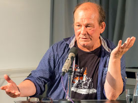 Peter Wawerzinek: Bin ein Schreiberling <br/>(c) Sebastian Wenzel