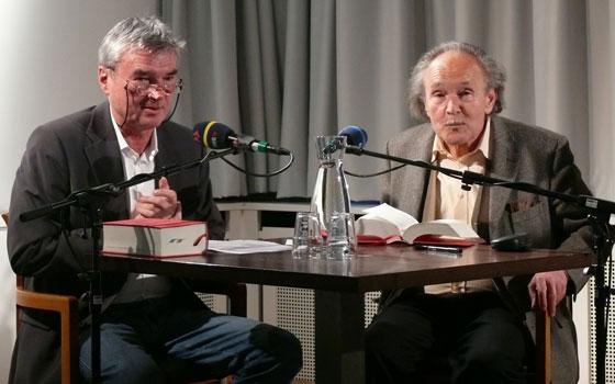 Peter Kurzeck: Vorabend <br/>(c) Heiner Wittmann