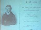 Frieder Weitbrecht: Johann Friedrich Steinkopf <br/>(c) Heiner Wittmann